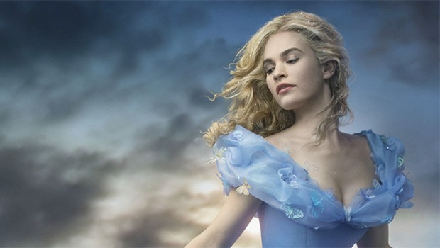 4月25日公開『シンデレラ』アニー・リーボヴィッツによる美麗なポスターたち
