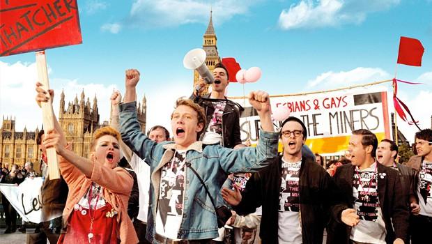 LGBTグループと労働者の交流を描いた『Pride』、第17回ブリティッシュ・インディペンデント・フィルム・アワード作品賞受賞!