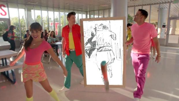 「glee/グリー」シーズン6第1話のA-ha「Take On Me」は当時のPV映像も再現!