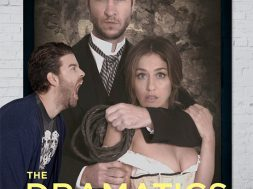 The Dramatics (A Comedy)_poster