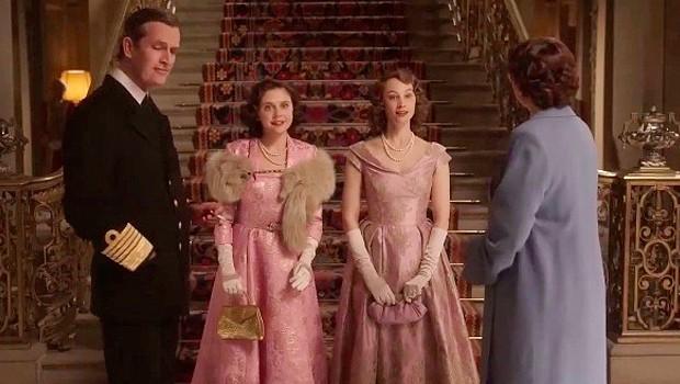 ティーンのエリザベス女王が一晩街に繰り出した!『A Royal Night Out』予告編