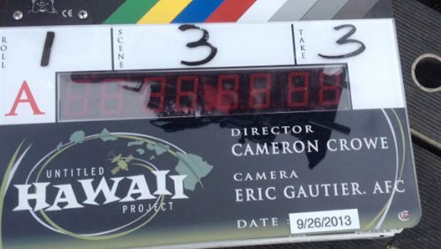 ブラッドレイ・クーパー、エマ・ストーン、レイチェル・マクアダムス共演のキャメロン・クロウ監督作、タイトル決定!