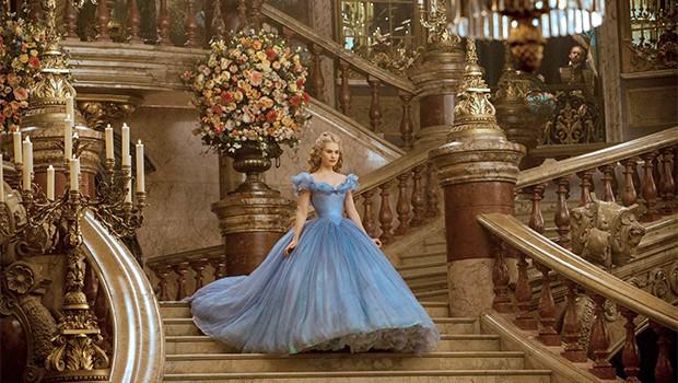 『シンデレラ』予告編最終版公開!『アナと雪の女王/エルサのエルサのサプライズ』ポスターも