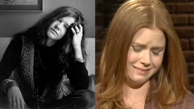 エイミー・アダムスがジャニス・ジョプリンを演じる『Get It While You Can』の企画が頓挫