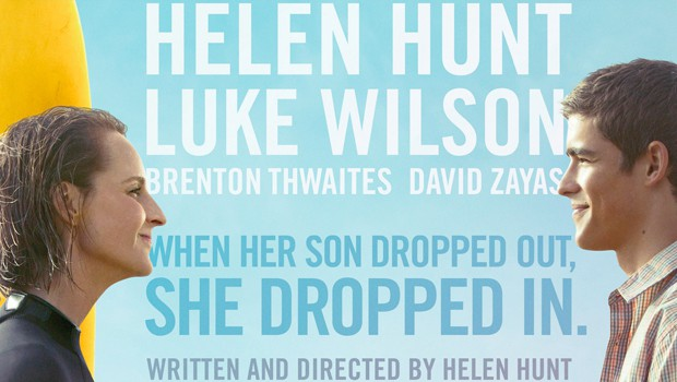 ヘレン・ハントが監督・脚本・主演のサーフィン映画『Ride』予告編公開