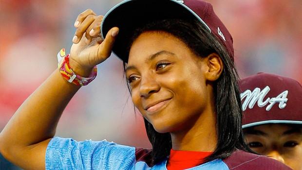 13歳の天才野球少女モネ・デービスの活躍を、ディズニー・チャンネルでTV映画化