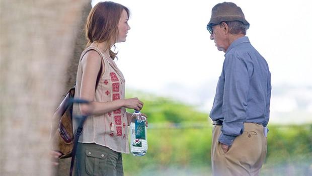 ウディ・アレン最新作、エマ・ストーンが再び出演する『Irrational Man』公式写真公開