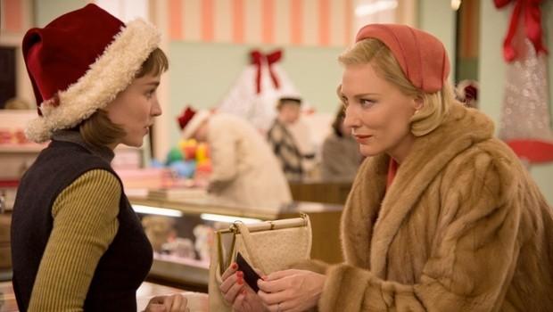 ルーニー・マーラー&ケイト・ブランシェットで同性愛を描く『Carol』映像