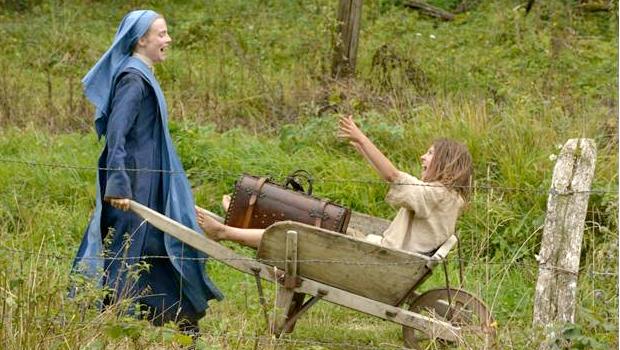 6/6公開『奇跡のひと マリーとマルグリット』主演の1人、イザベル・カレは親日家