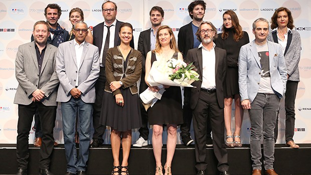フランス映画祭2015 オープニングセレモニー