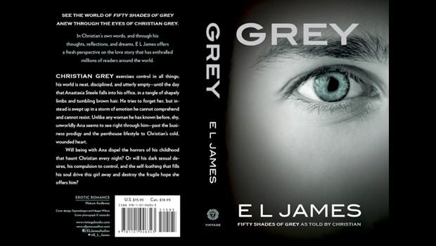 「フィフティ・シェイズ・オブ・グレイ」をクリスチャン・グレイの視点で描く「Grey」発売決定