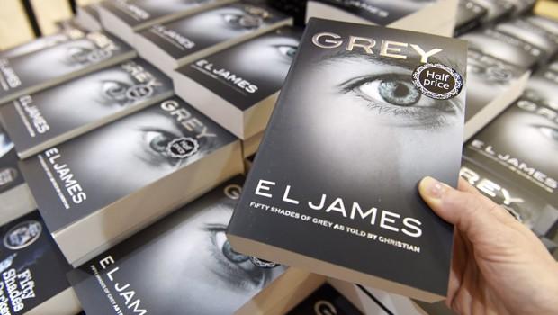 「フィフティ・シェイズ・オブ・グレイ」を別視点で描く「Grey」発売!電子書籍ではトップ独走中