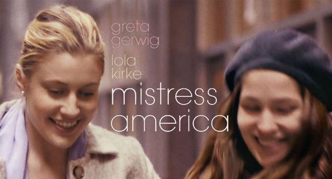 女子大生と三十路の友情キューティー映画『Mistress America』予告編公開