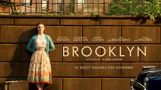 50年代アイルランドからアメリカに出稼ぎにきた少女をシアーシャ・ローナンが演じる『Brooklyn』予告編