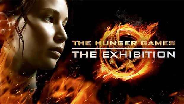 『ハンガー・ゲーム』の展示会がNYで開催。ジェニファー・ローレンスらも訪問