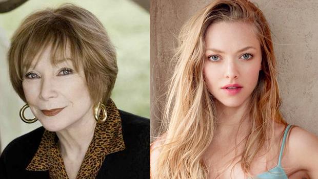 キューティー映画『The Last Word』でアマンダ・サイフリッドとシャーリー・マクレーンが共演