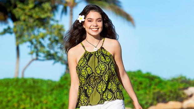 ディズニーの新しいプリンセス、モアナの声はハワイ在住14歳の新人に決定!