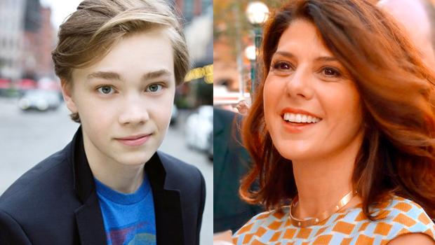 マリサ・トメイの新作はチャーリー・プラマーと親子役で共演
