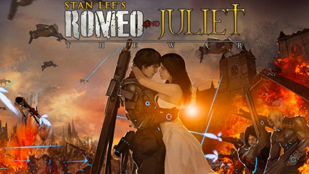 ディストピア版ロミオとジュリエット「Romeo and Juliet:The War」映画化