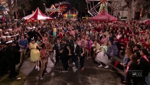 『グリース』生放送ミュージカル版「Grease: Live!」が大好評で幕を閉じる!視聴数は?!