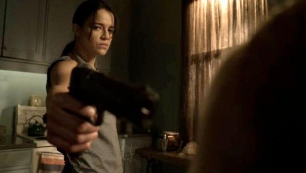 ミシェル・ロドリゲスが女性に改造された暗殺者を演じる『Tomboy, a Revengers Tale』の公式&撮影風景写真