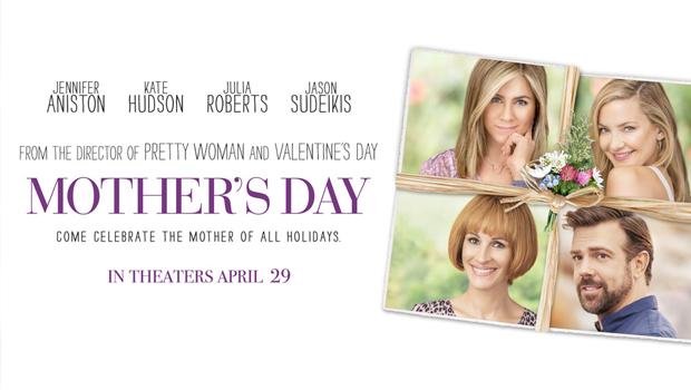 ジュリア・ロバーツ、『Mother's Day(母の日)』予告編第2弾