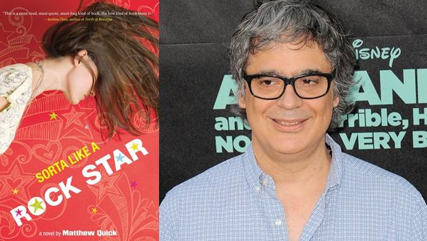 『世界にひとつのプレイブック』原作者によるYA小説「Sorta Like a Rockstar」映画化で監督が決定