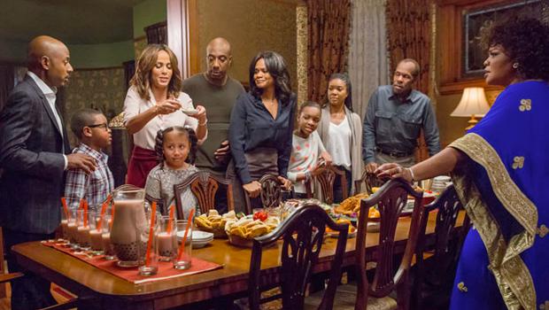 黒人系俳優たちによる家族もの『Almost Christmas』ティーザー予告編