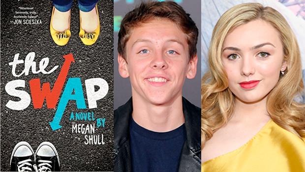 ディズニーch新作TV映画企画、男女が入れ替わる『The Swap』