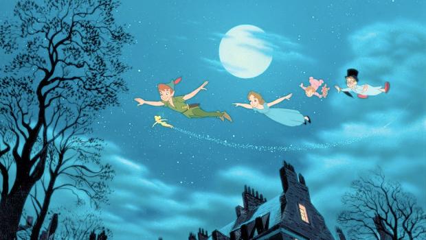 『ピーターパン』ディズニーで実写映画化