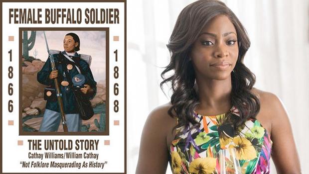 テヨナ・パリス、アフリカ系アメリカ人女性初の米軍兵を描く『Buffalo Soldier Girl』でヒロインに