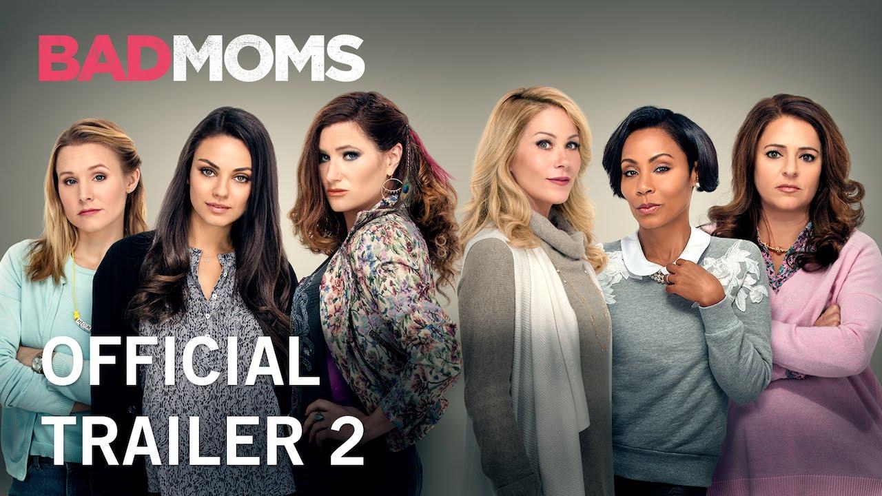 『Bad Moms』予告編第2弾