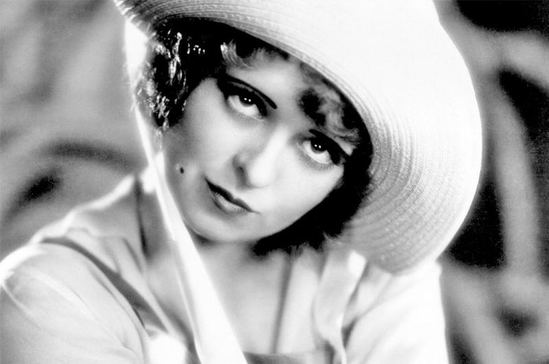 サイレント時代のキューティー映画女優、クララ・ボウの伝記映画企画