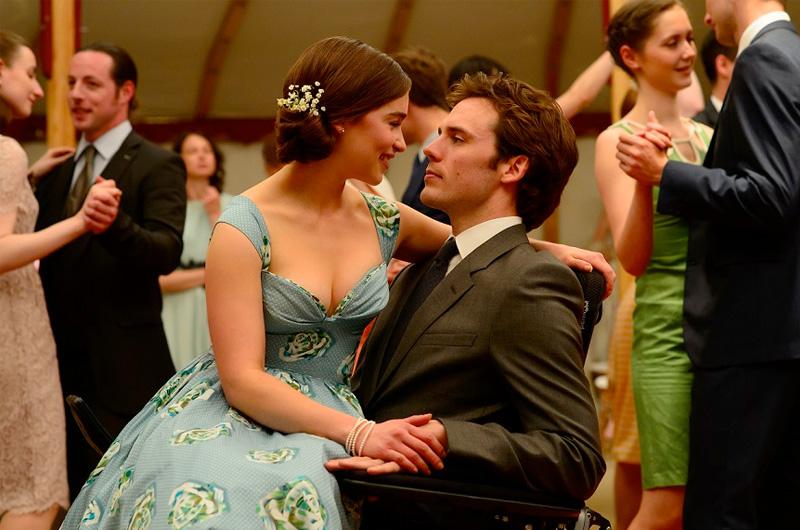 新米介護士と車椅子セレブの恋を描く『Me Before You』、邦題『世界一キライなあなたに』で10月公開決定