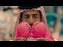 ササウジアラビア初キューティー映画『Barakah Yoqabil Barakah』アカデミー賞外国語映画賞部門に出品