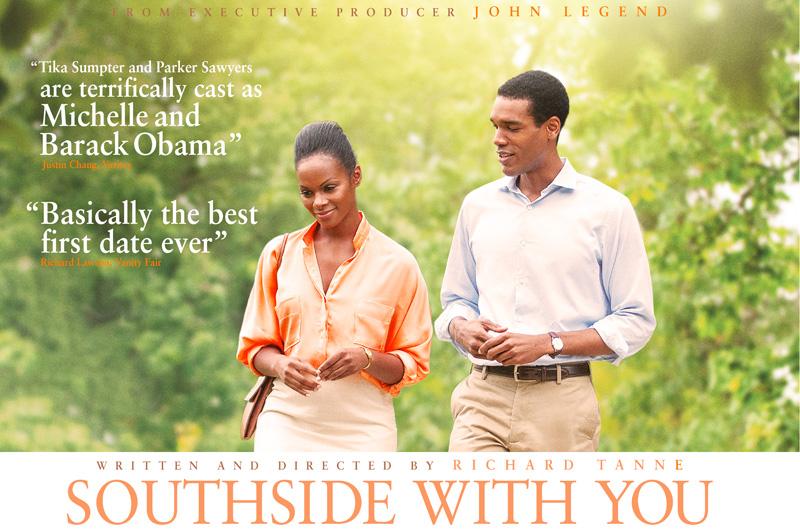 オバマ大統領夫妻の初デートを描いた『Southside With You』好スタート