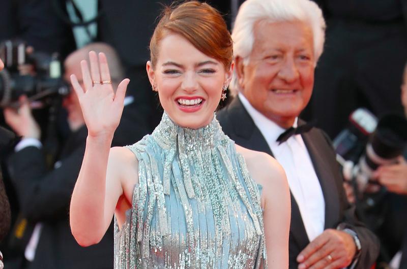 第73回ヴェネツィア国際映画祭、エマ・ストーン『La La Land』で主演女優賞を受賞