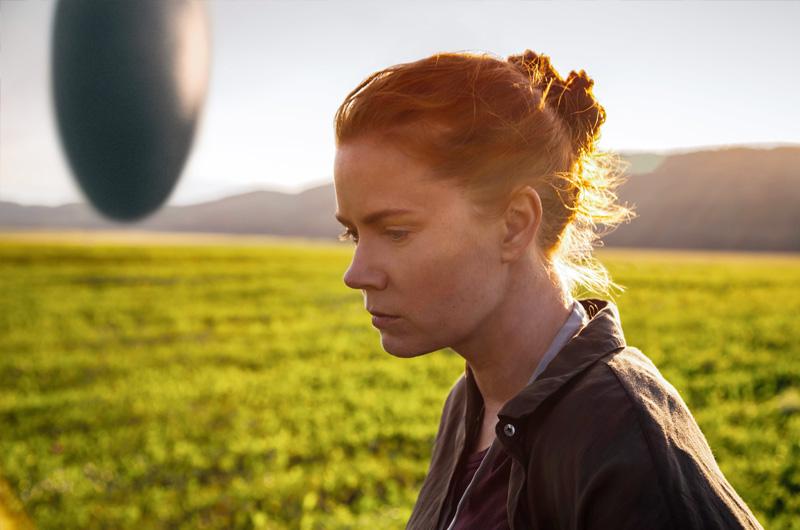 エイミー・アダムス主演、宇宙人と言語でコンタクトを試みるSF『Arrival』邦題&日本公開決定!
