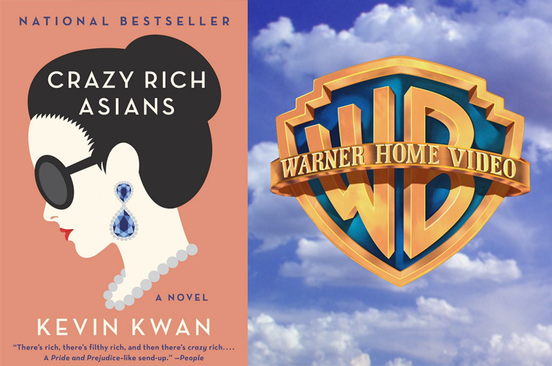 アジアの超セレブたちを描くキューティー映画『Crazy Rich Asians』、ワーナーで製作されることに
