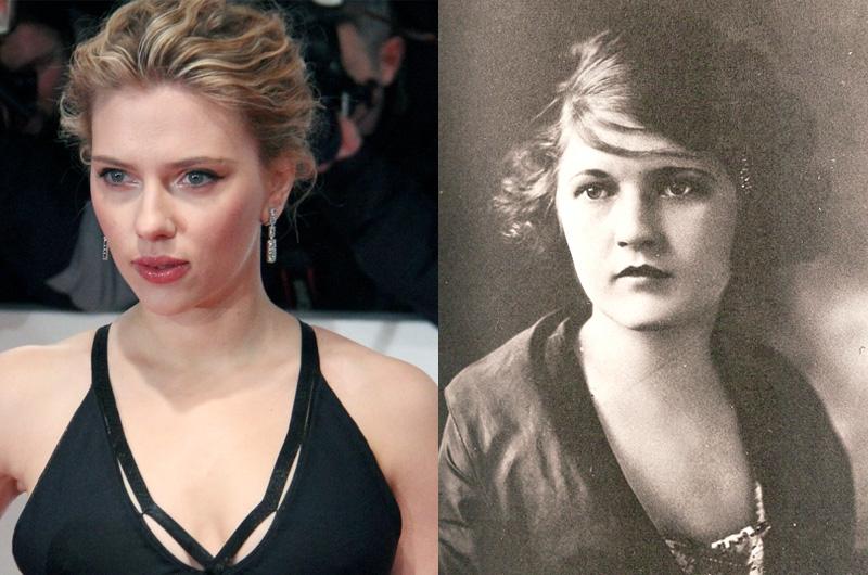 スカーレット・ヨハンソンがF・スコット・フィッツジェラルドの妻ゼルダ・セイヤーを演じる『The Beautiful and the Damned』