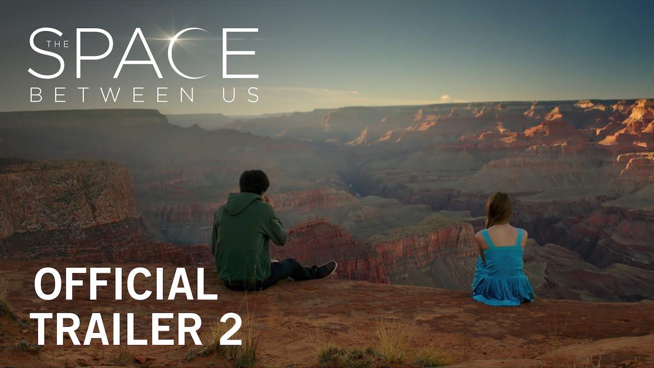 火星で生まれた男の子の青春映画『The Space Between Us』予告編第2弾