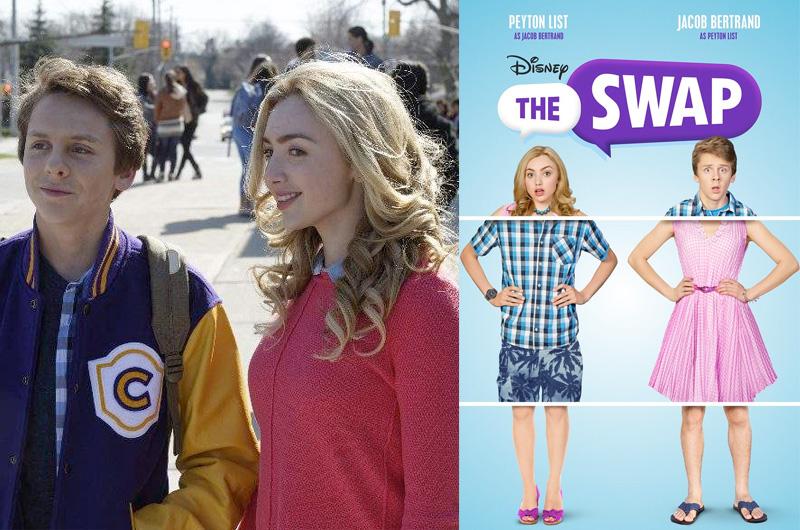 米ディズニー・チャンネルTV映画『The Swap』が高視聴数を獲得!