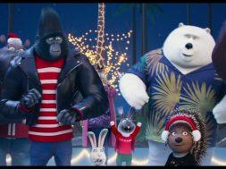 2017.3.17公開『SING/シング』より、ディー・ライトの曲にのせたクリスマス特別映像