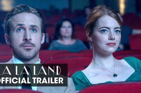 エマ・ストーン&ライアン・ゴズリング共演、傑作ミュージカル映画『La La Land』予告編公開