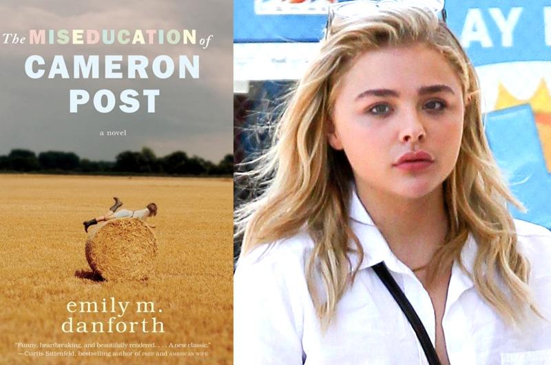クロエ・グレース・モレッツ、親友に恋するレズビアンの女の子を描く『The Miseducation of Cameron Post』に出演