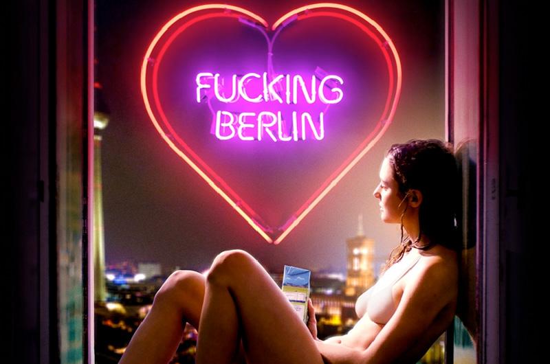 ドイツの女子大生が売春婦としての2重生活を記した体験記を映画化『Fucking Berlin』