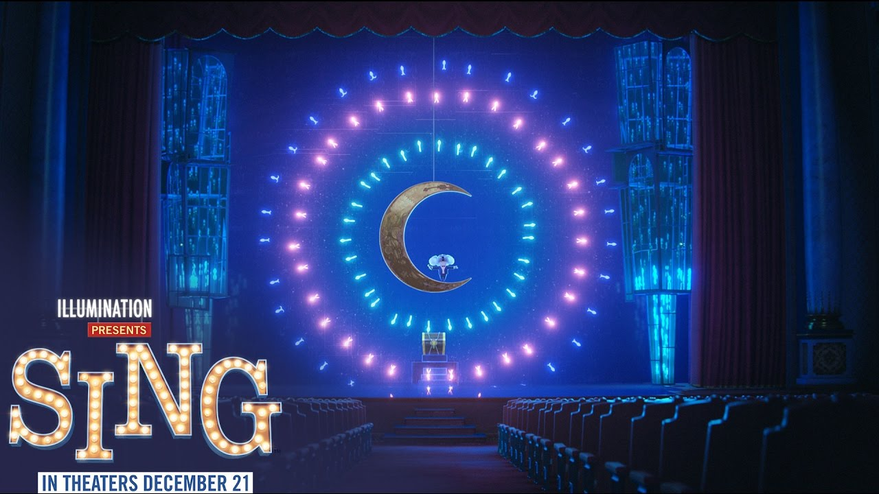 ミュージカルアニメ映画『SING/シング』、エアロスミスの曲と共に最新予告編公開