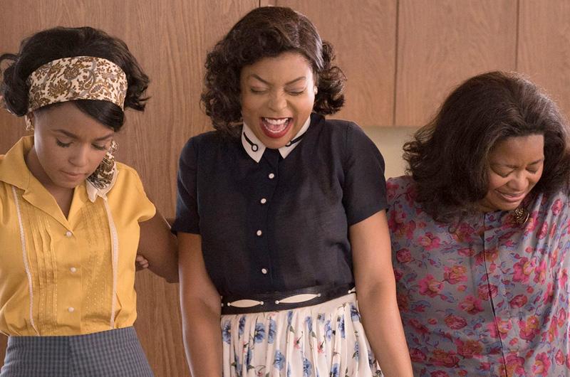 全米週末興収、『Hidden Figures』が拡大公開で一気に2位に!