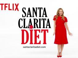 ドリュー・バリモア初の主演ドラマ「Santa Clarita Diet」告知映像