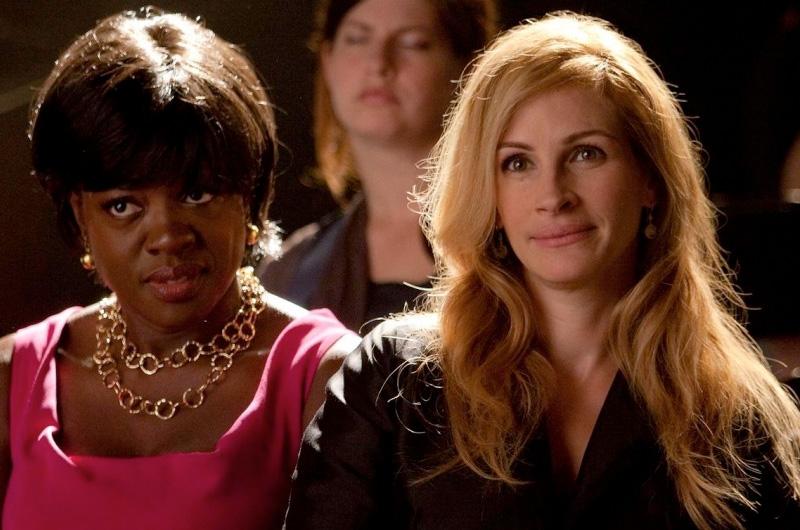ヴィオラ・デイヴィス&ジュリア・ロバーツ共演、人種差別を題材にした『Small Great Things』映画化